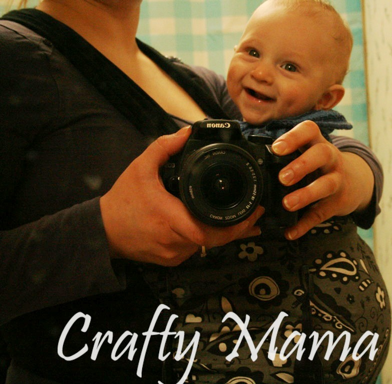Homemade Baby K\'Tan | :) Crafty Mama