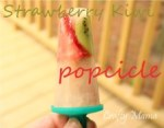 Strawberry Kiwi Popsicle