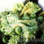 Pasta, Pesto, and Peas